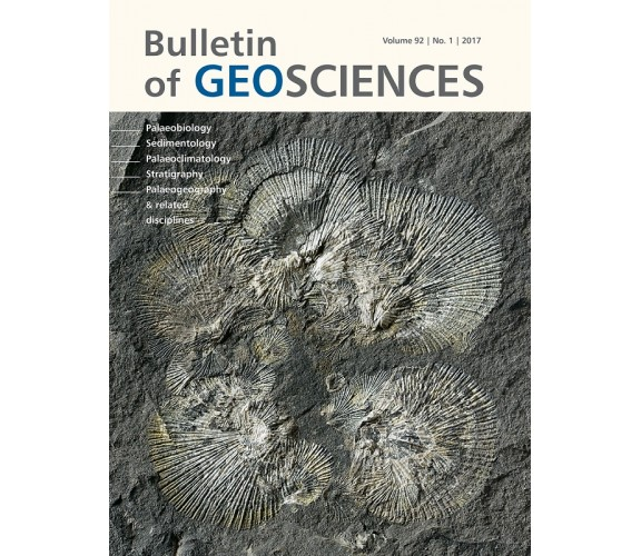 Bulletin of Geosciences 2017/2
