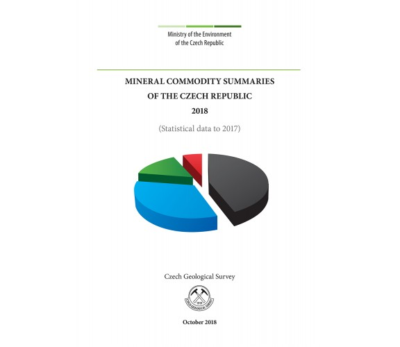 Mineral commodity summaries of the Czech Republic 2018