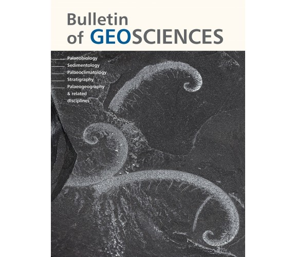 Bulletin of Geosciences 2019/1