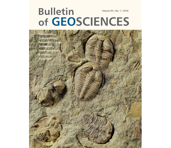 Bulletin of Geosciences 2018/2