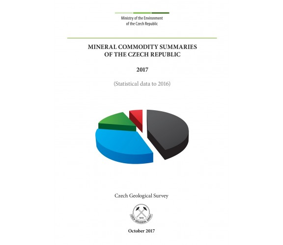 Mineral commodity summaries of the Czech Republic 2017