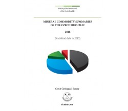 Mineral commodity summaries of the Czech Republic 2016
