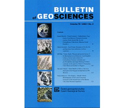 Bulletin of Geosciences 2004/4