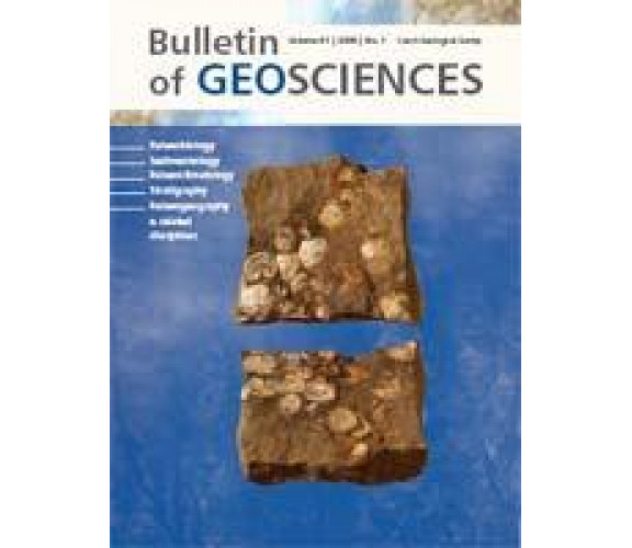 Bulletin of Geosciences 2006/3