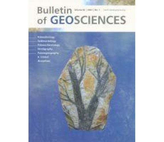 Bulletin of Geosciences 2007/2