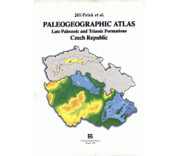 Paleogeographic atlas Late Paleozoic and Triassic Formations, Czech Republic