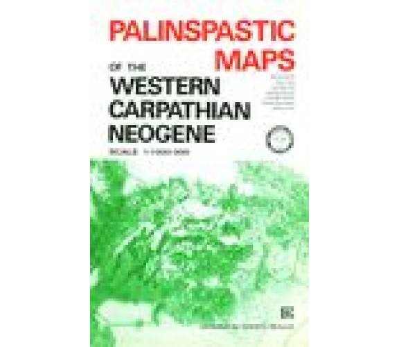 Palinspastic maps of the Western Carpathian Neogene