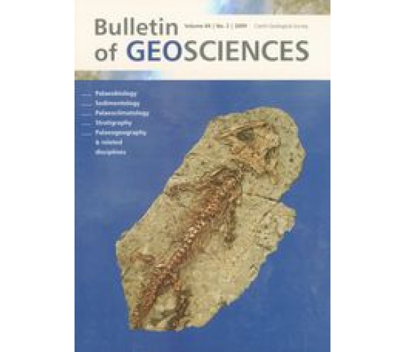 Bulletin of Geosciences 2009/4