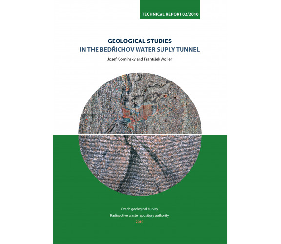 Geological studies in the Bedřichov water supply tunnel