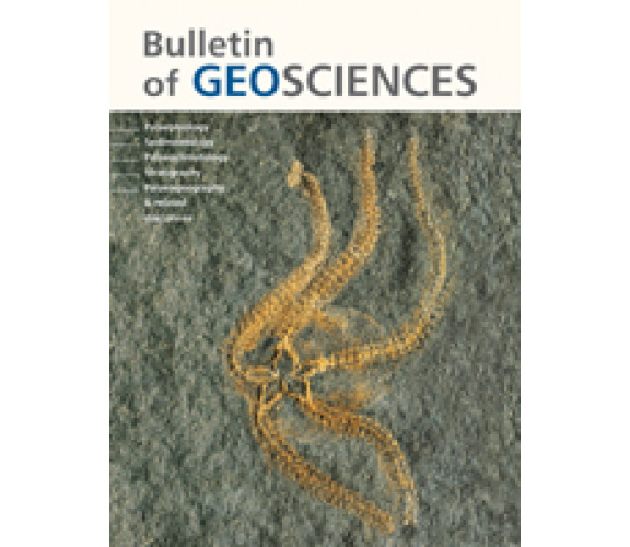 Bulletin of Geosciences 2012/2