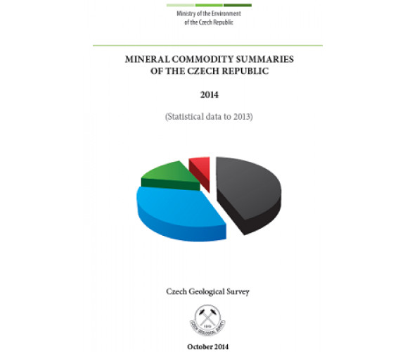 Mineral commodity summaries of the Czech Republic 2014