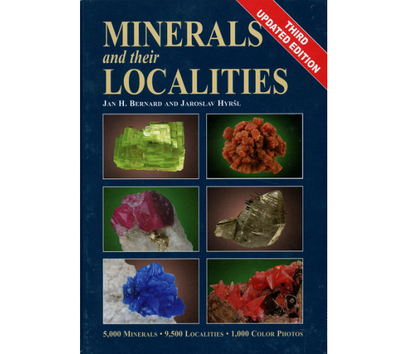 Minerals and their Localities III