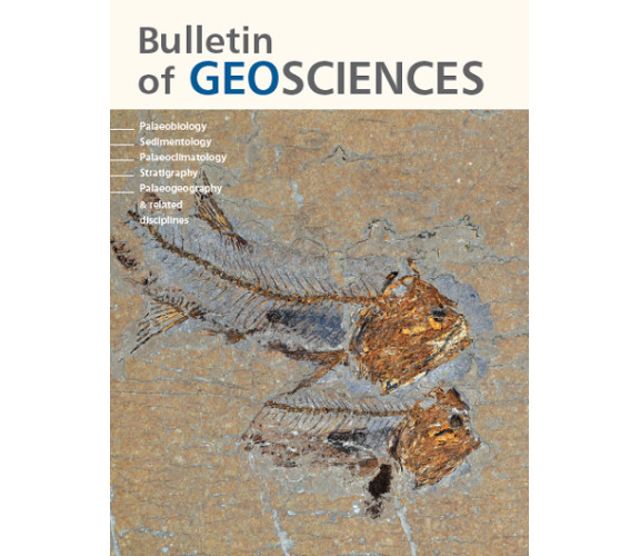 Bulletin of Geosciences 2015/3